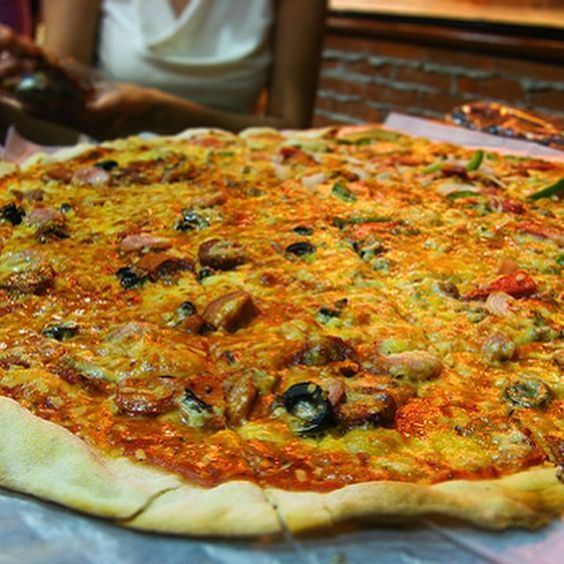 You don't need to travel far to experience a foodie world tour. #CaldaPizzaCDO is the perfect venue for the best food trip ever!   Visit or call us today!  LAPASAN:  (Beside Playboy Barber Shop) 858-9669 • 0923-3012-555  XU-CORRALES:  (in front of Xavier University) 0922-7238-230  PUEBLO:  (Xavier Estates, Upper Balulang) 0917-3223-899