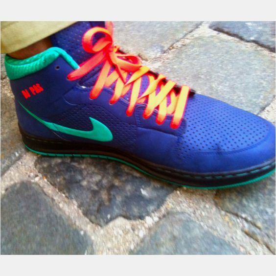 Nike ID air force one by Dj Pas