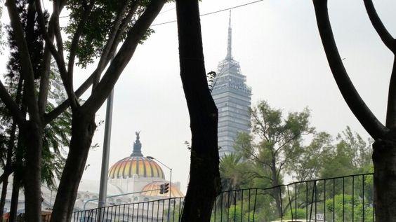 Vista de la plaza de la Santa Verá Cruz