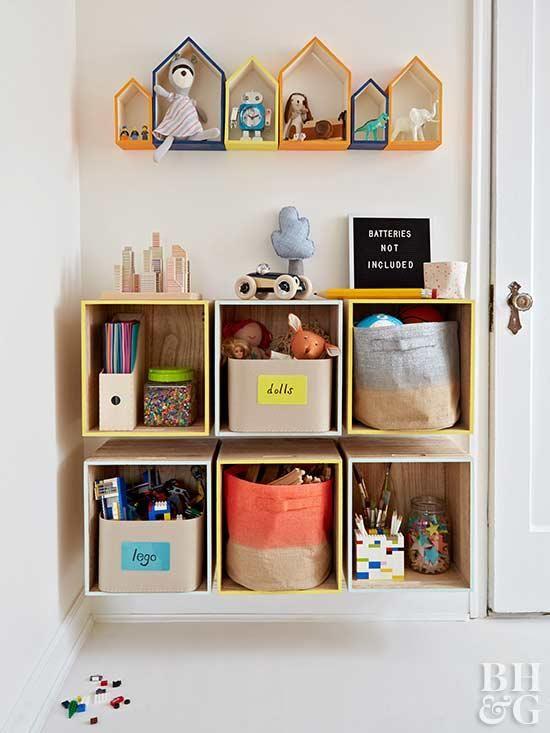 Diy Kids Rooms Storage Projects Storage Kids Room Kids Rooms Diy Cube Shelving Unit