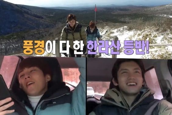 "Watch: TVXQ's Changmin And EXO's Xiumin Go On A Perfect Winter Trip Together In ""I Live Alone"" Preview"