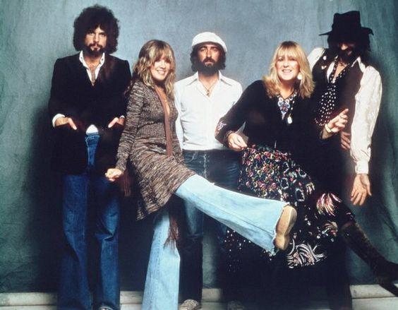 Fleetwood Mac  my fave!!!!!!!!!