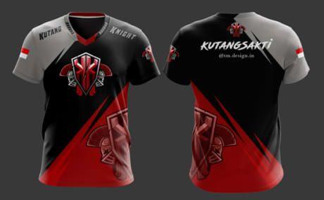 Design Custom Jersey Shirt Or Bike Jersey For You Baju Olahraga