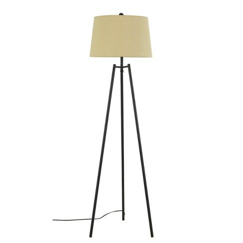 3 Way Reggio Tripod Metal Floor Lamp Bronze 4 7 X2 2 Cal Lighting Target Metal Floor Lamps Energy Efficient Light Bulbs Bronze Floor Lamp