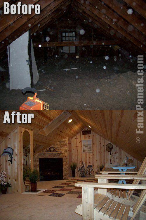 12 Unbelievable Secret Attic Rooms Ideas In 2020 Attic Renovation Attic Rooms Attic Flooring