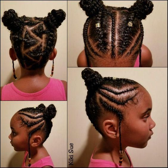 10 Easy Braids Hairstyles for Little Girls
