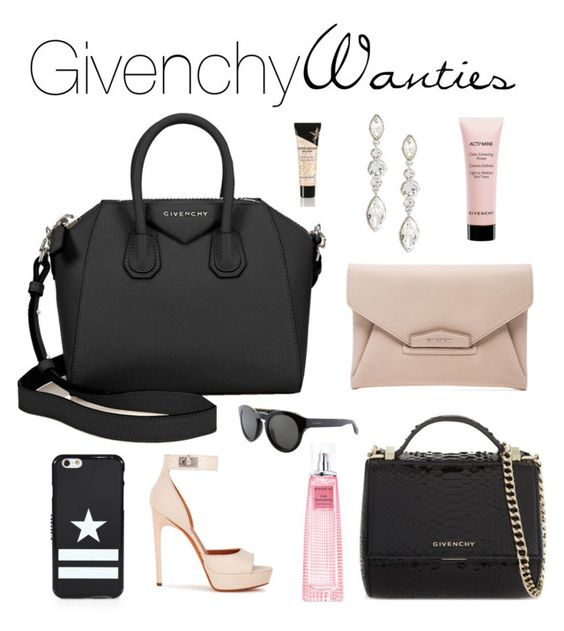 """""""Givenchy"""" by caaaazz ❤ liked on Polyvore featuring Givenchy"""