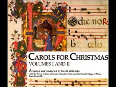 Music for Christmas: Good Christian Men, Rejoice - Royal College of Music Chamber Choir.