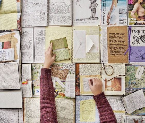 The art of journaling and how it's changed my life over two decades. #journal #journaling #diary #books