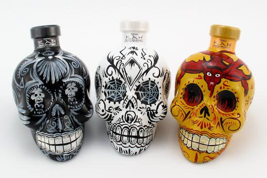 Kah Tequila   (This Tequila is actually really good)