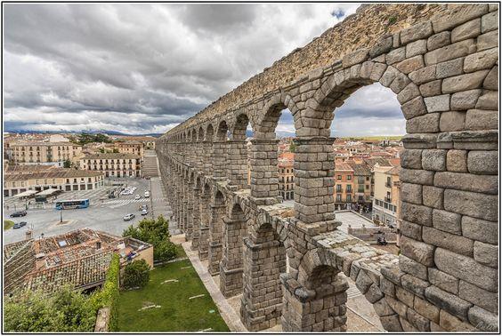 Photo Acueducto de Segovia by Jose Antonio Lopez Bajo on 500px
