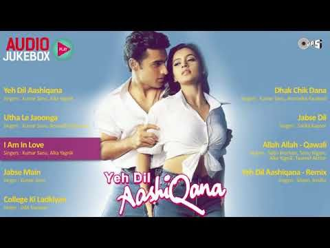 Yeh Dil Aashiqana Full Song Jukebox Karan Nath Jividha Nadeem Shravan Album Songs Songs Jukebox