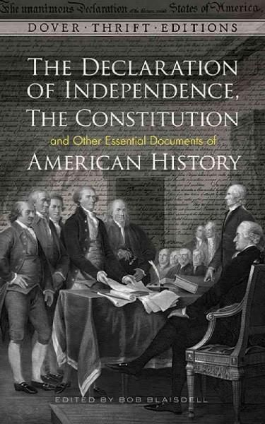 Essential Documents of American History: From Colonial Times to the Civil War