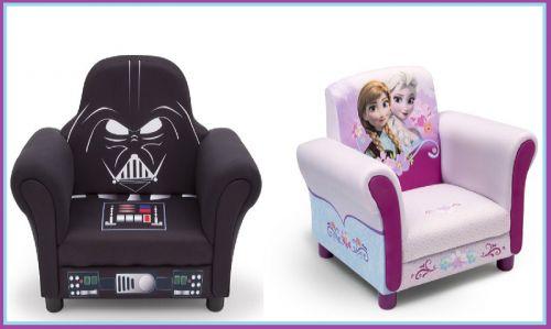 Kids Disney Frozen or Star Wars Deluxe Chair Giveaway {us} ends... sweepstakes IFTTT reddit giveaways freebies contests
