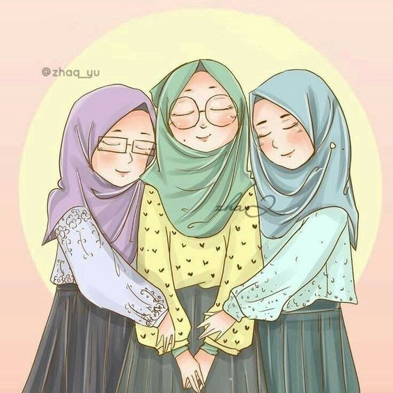 250 Gambar Kartun Wanita Berhijab Bercadar Lucu Download 3 Cara Untuk Membuat Nama Panggilan Yang Keren Wikihow Islamic Cartoon Anime Muslim Hijab Cartoon