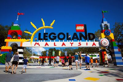 Legoland Malaysia will be open to visitors in October 2012