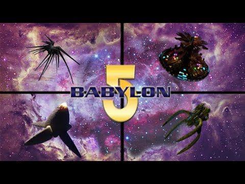 Top Ancient Races Capital Ships Babylon 5 Babylon Babylon 5 Capital Ship