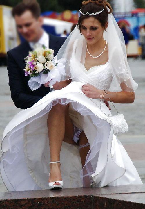 image Vintage bridal lingerie fashion show