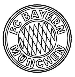 Ausmalbild Bayern Munchen Ausmalbilder Fussball Ausmalbilder Zum Ausdrucken Bayern