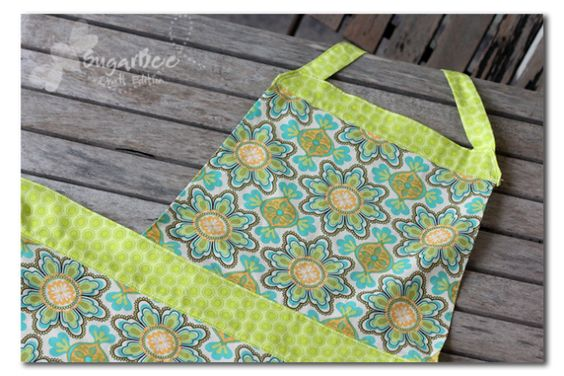 Sugar Bee Crafts: Apron - for keeps!