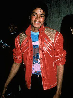 Resultado de imagem para michael jackson 1980 style