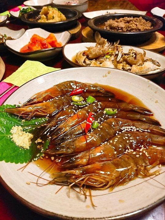 釜山グルメ カンジャンケジャンもセウも レシピ 料理 レシピ