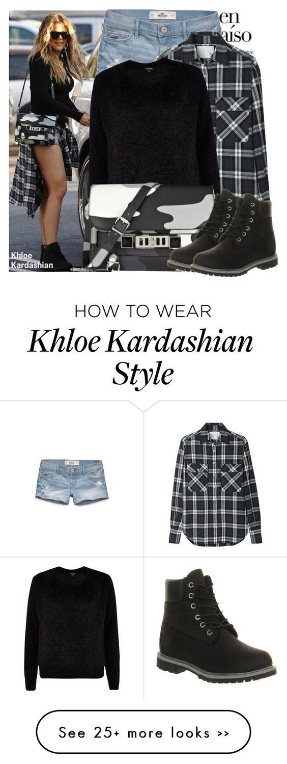"""Khloe Kardashian"" by kusja on Polyvore"