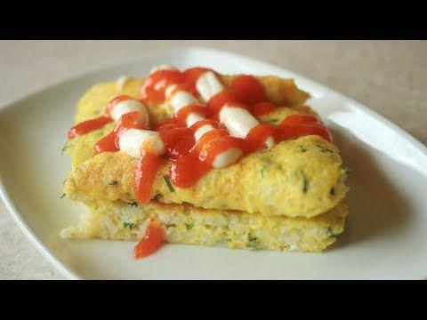Membuat Menu Masakan Rumahan Omelet Nasi Bisa Untuk Bekal Sekolah Anak Youtube Makanan Masakan Resep Makanan