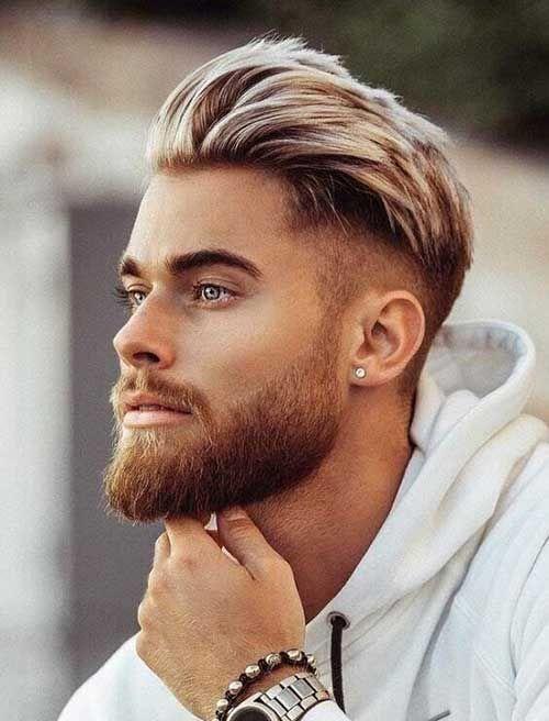 Bart rundes gesicht Barttypen, Trends