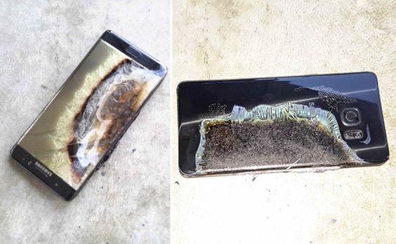 Ancora esplosioni e grane per il Galaxy Note 7. Samsung avvisa i clienti: Non usatelo.
