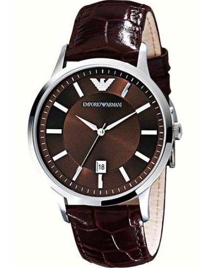 Emporio Armani Herren Armband Uhr AR2413