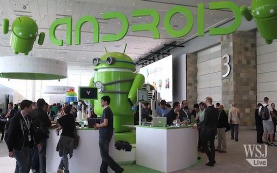 La consola de #videojuegos de #Google :D
