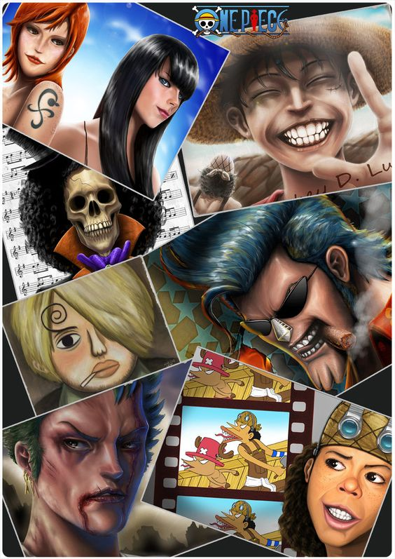 one piece by hayr on DeviantArt