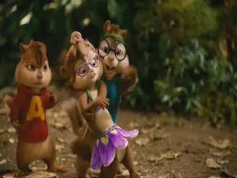 Alvin Y Las Ardillas 3 Jeanette Y Simon Youtube Alvin And The Chipmunks Chipmunks Alvin
