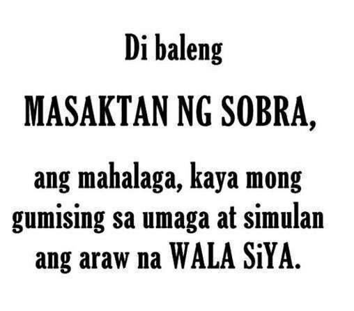 Twitter Quotes Tagalog Patama: Masaktan Quotes And Mahalaga Quotes