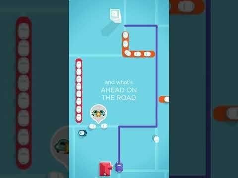Waze Est Une Application De Navigation Gps Guidage Infos Trafic