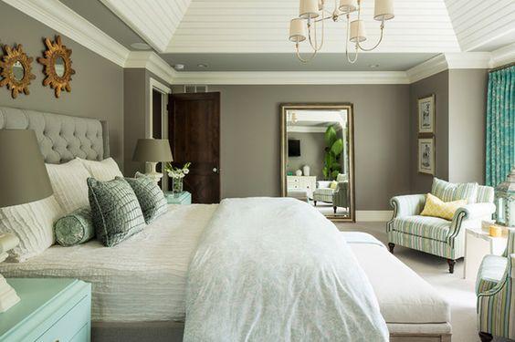 Minnesota Transitional Bedroom