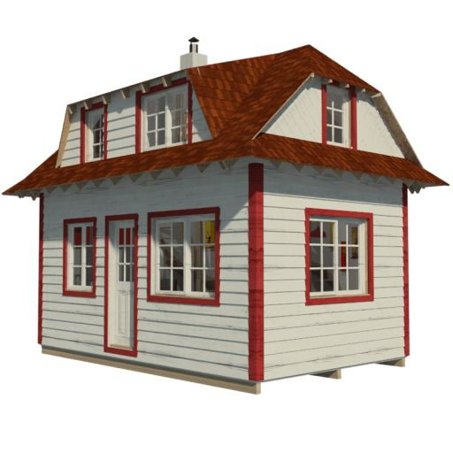 Free Complete Tiny House Plans House Design Ideas