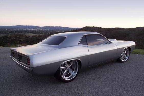 "1970 Plymouth ""Sick Cuda"""