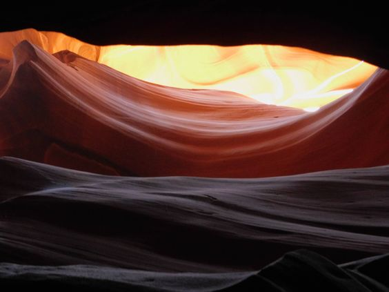 Dragon's Eye - Upper Antelope Canyon [4608x3456] [OC]   landscape Nature Photos