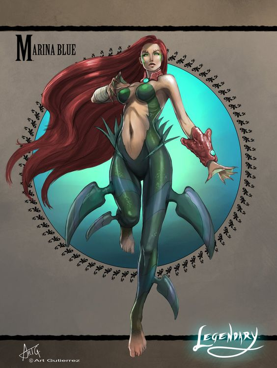 Marina concept by ArTGutierrez