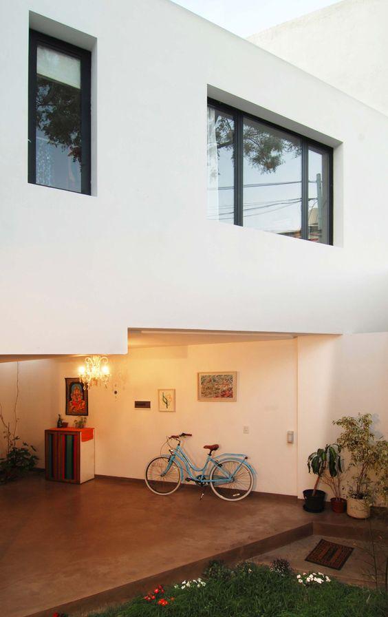 Casas Hermanas de NMiC Arquitectura, en el barrio de Villa Crespo