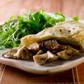 Chicken and Mushroom Strudel Recipe - Quick and easy at countdown.co.nz