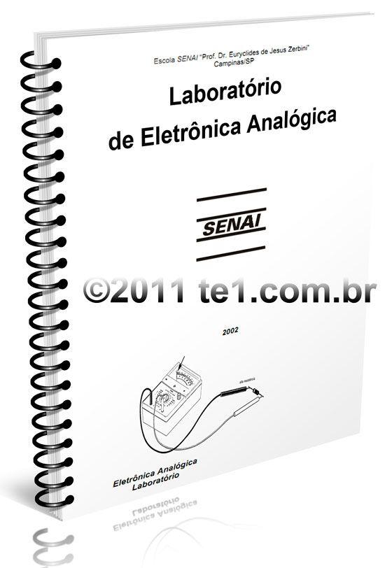 Download Apostila Laboratorio De Eletronica Analogica Do Senai