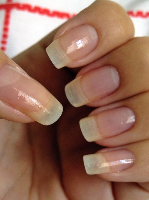 How To Make Your Nails Grow Long Strong Recipe How To Grow Nails Strong Nails Healthy Nails