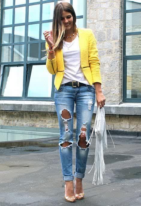 Adoro!  (um dia ganho coragem e compro uns jeans assim :))