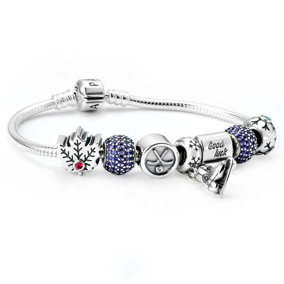 Pandora Slap Shot Bracelet