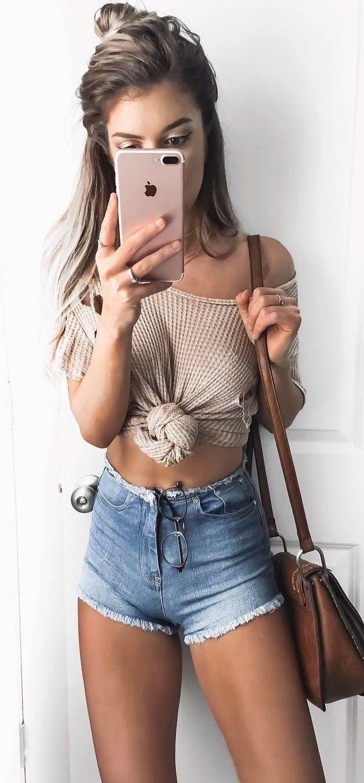 Pretty Fashion Teenage