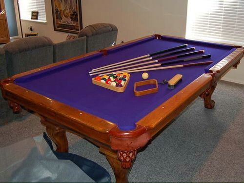 Used Kasson Pool Table | Pool Table Accessories | Pinterest | Pool Table,  Game Rooms And Men Cave
