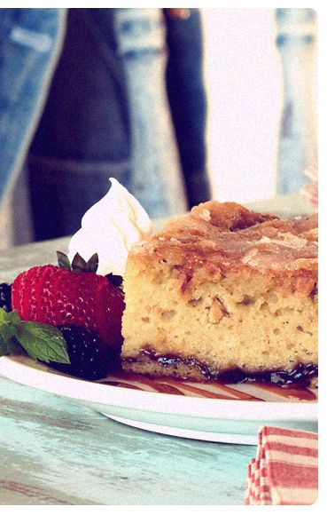 Bar Louie Tennessee Whiskey Cake Recipe